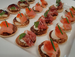 private caterer in devon