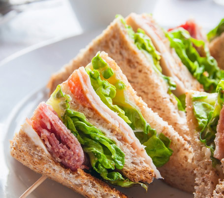 sandwich lunches